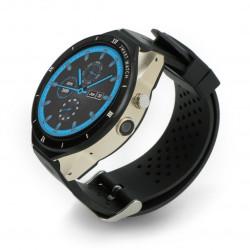 Smartwatch KW88 Pro - złoty - inteligentny zegarek