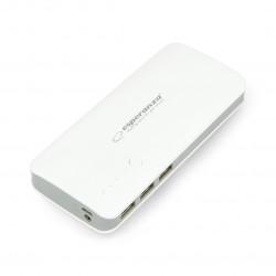 Mobilna bateria PowerBank Esperanza Radium EMP106WE 8000mAh