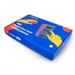 Zestaw edukacyjny Circuitmess Ringo GSM - złożony