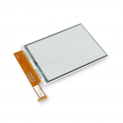 Waveshare E-paper E-Ink 6'' 1448x1072px - display (without module)