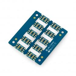 Płytka prototypowa do diod LED SMD5050 - 10 szt.