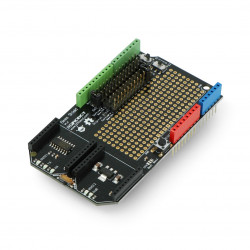 Bees Shield - płytka rozszerzeń dla Arduino i modułów X-Bee
