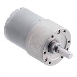 Pololu 37Dx52L Motor with 19:1 Gear 12V 530RPM