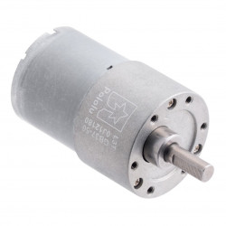 Pololu 37Dx54L Motor with 50:1 Gear 12V 200RPM