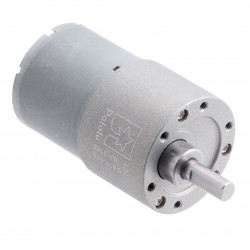 Pololu 37Dx57L Motor with 100:1 Gear 12V 100RPM