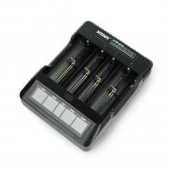 Ładowarka akumulatorów XTAR VP4 - 1-4szt.