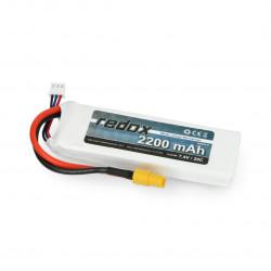 Pakiet Li-Pol Redox 2200 mAh 7.4V 20C