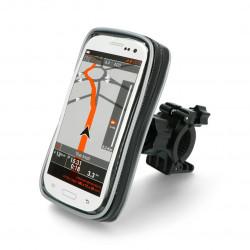 Waterproof motorcycle phone holder - eXtreme 140