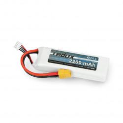 Pakiet Li-Pol Redox 2200mAh 20C 3S 11,1V