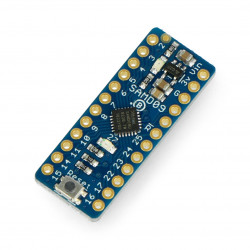 Adafruit ATSAMD09 Breakout with seesaw