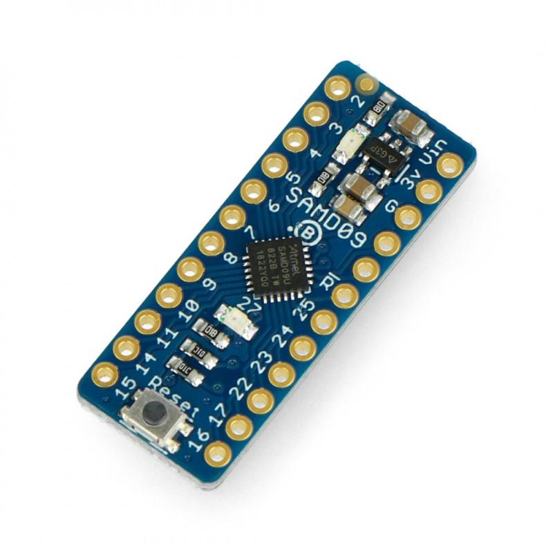 ATSAMD09 Seesaw I2C - rozszerzenie do Arduino i Raspberry Pi - Adafruit 3657