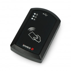 RFID-USB-DESK (MIF) transponder reader - 13.56 MHz Mifare