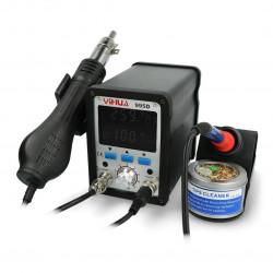 Soldering station Yihua 995D hotair with fan - 720W