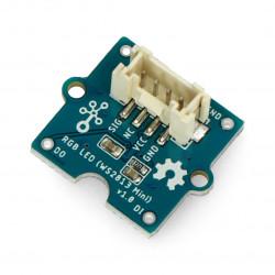 Grove - moduł z diodą LED RGB WS2813 - Seeedstudio 104020169