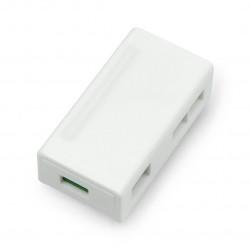 Obudowa Raspberry Pi Zero Pi Supply plastikowa - biała