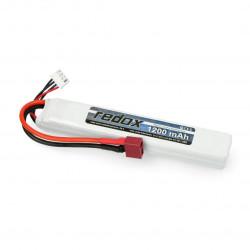 Li-Pol Redox ASG 1200mAh 20C 3S 11,1V