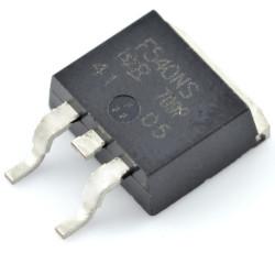 N-MOSFET IRL540N - SMD