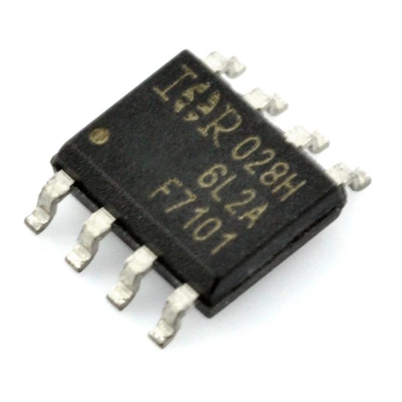 N-MOSFET podwójny IRF7101 20V/3,5A - SMD