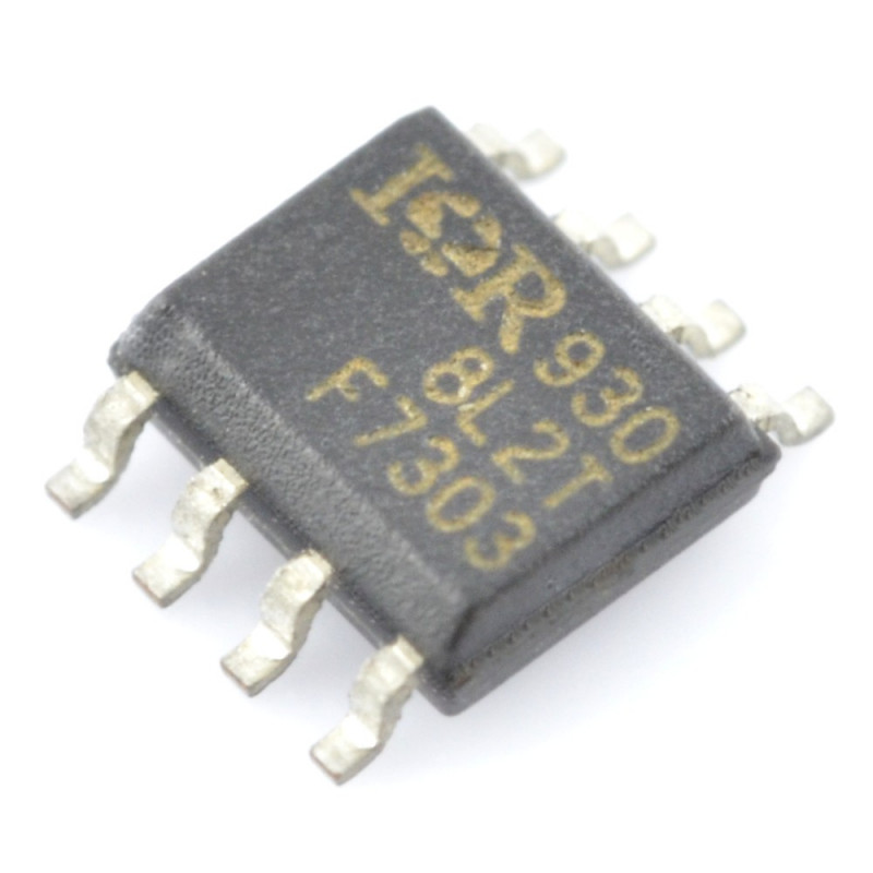 N-MOSFET podwójny IRF7303 - SMD