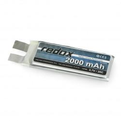Pakiet Li-Pol Redox 2000mAh 3,7V 20C