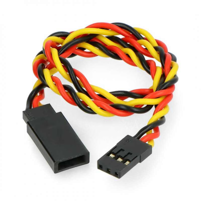 Extension cord for servings 30cm twisted*