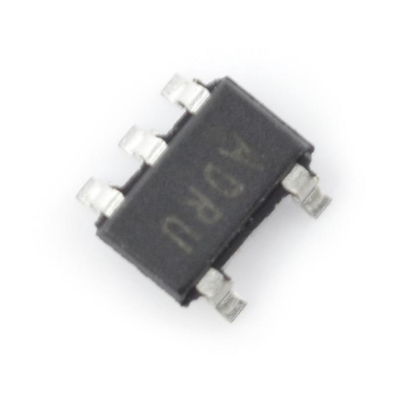 Li-ion / Li-pol MAX1555EZK charger_