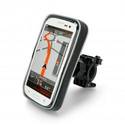 Wodoodporny uchwyt motocyklowy do telefonów - eXtreme 148