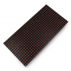 Matryca LED 32x16 - czerwona