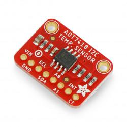 Adafruit ADT7410 - czujnika temperatury o wysokiej dokładności I2C