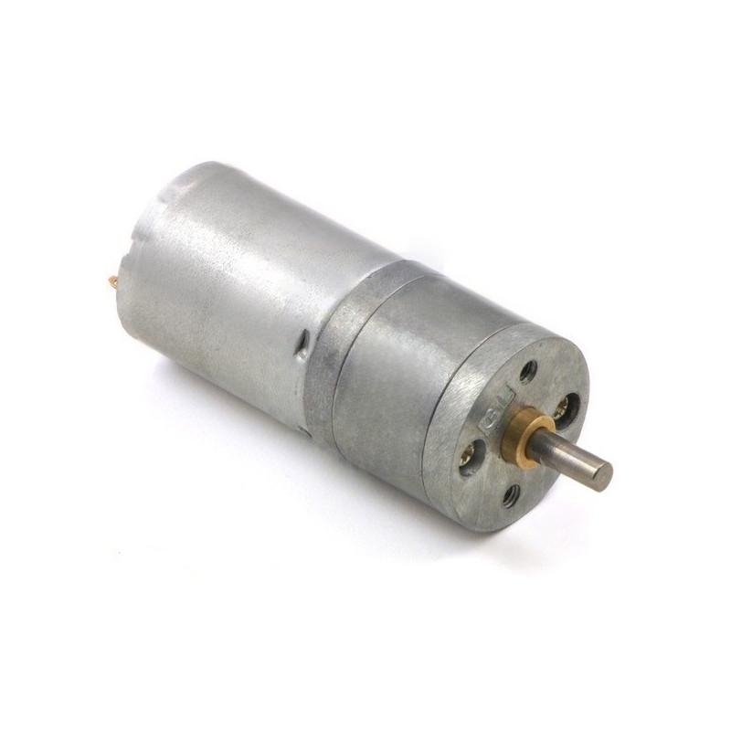 Silnik 25Dx48L LP z przekładnią 4.4:1 6V 1300RPM - Pololu 1581