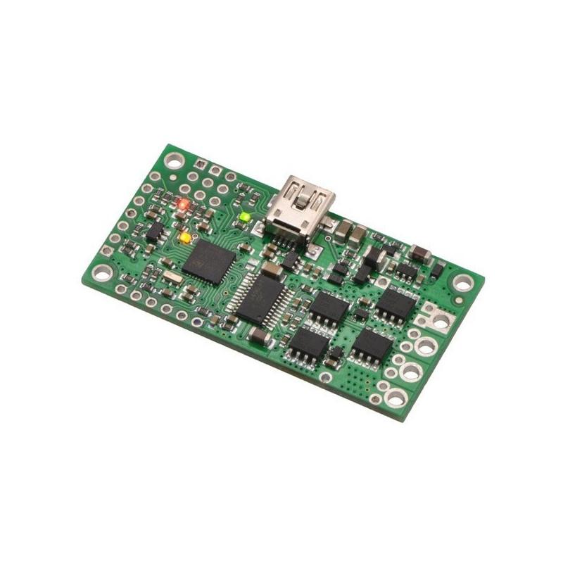 Simple High-Power 24v12 - single-channel USB 40V / 12A motor driver - Pololu 1379
