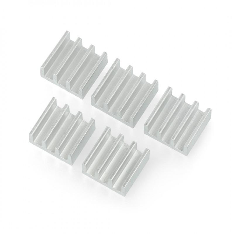 Heatsink RAD16 11x11x5mm - 5pcs*