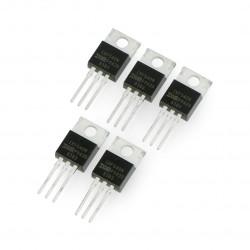 N-MOSFET - IRL540NPBF