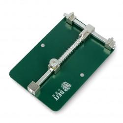 Uchwyt montażowy do serwisowania płytek PCB