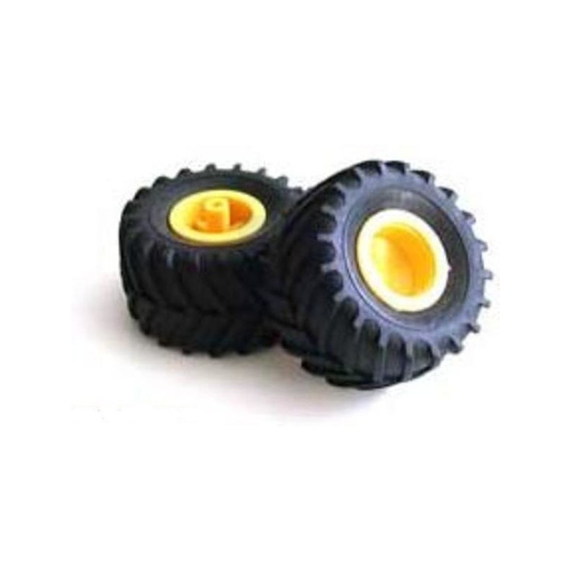 Tamiya 70096 Off-Road Wheels - 2pcs*