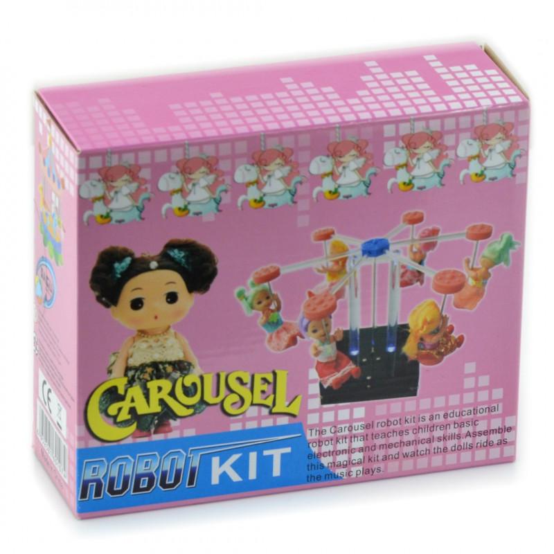 Carousel Robot Kit - DIY kit_