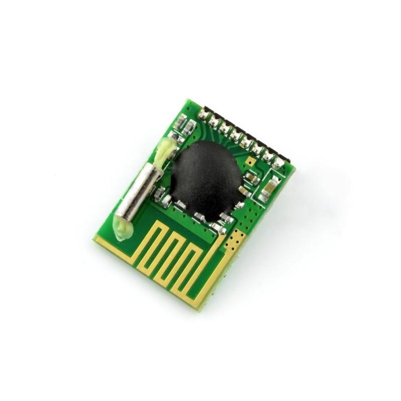 Moduł radiowy RFM73-D - transceiver THT