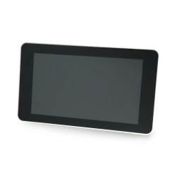 RPI Touch-screen case - white