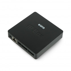 Eura-tech VDA-99A - bramka IP - obsługa 2 kaset zewnętrznych i monitora - WiFi
