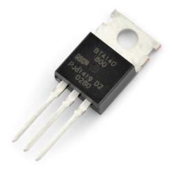 Triak BTA140 800V/25A - DIP