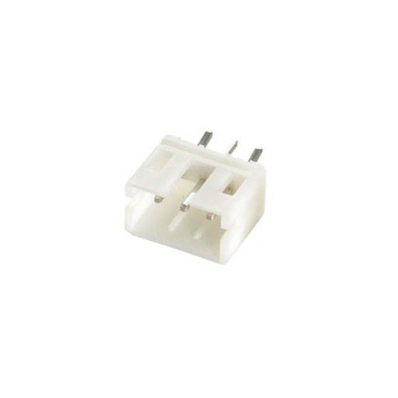 Gniazdo NXW-03K 3-pin, kątowe - 5 szt.