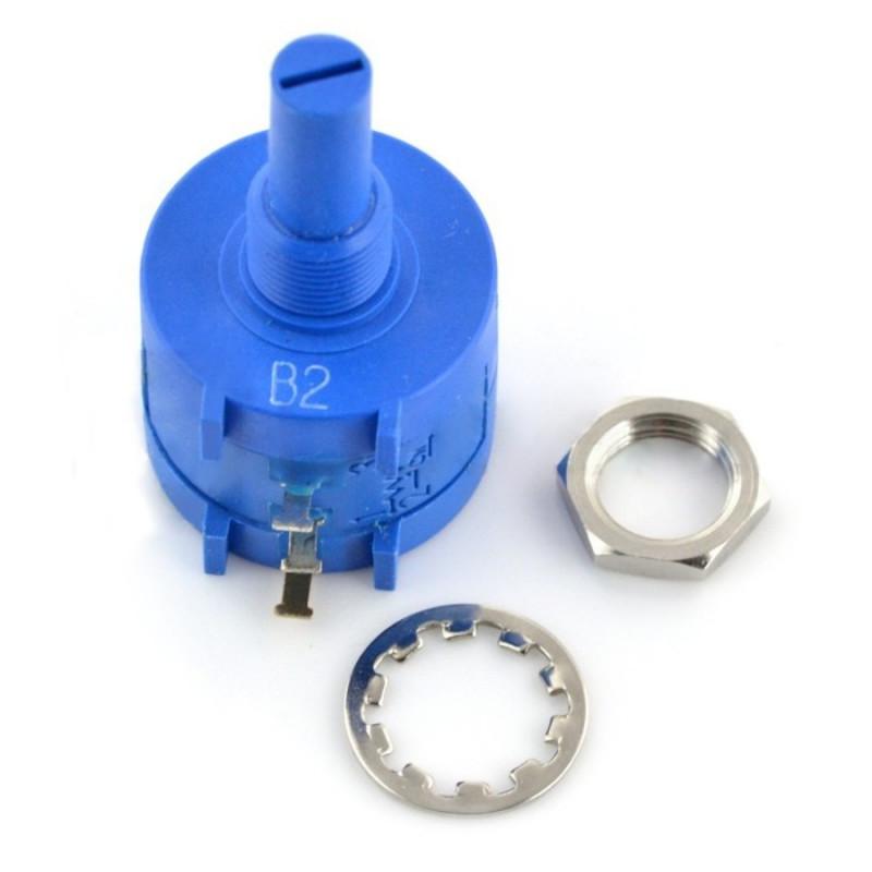 Precision potentiometer, multi-turn 20kΩ*