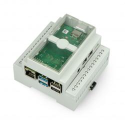 Obudowa Raspberry PI 4, DIN RAIL