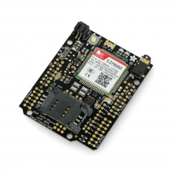 Adafruit FONA 808 Shield - moduł GSM i GPS dla Arduino