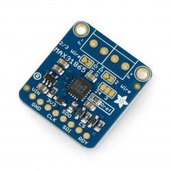Adafruit MAX31865 - wzmacniacz do sond temperatury PT100 - SPI