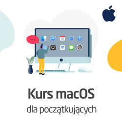 MacOS course for beginners - ON-LINE version