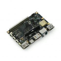 Khadas VIM2 Max - ARM Cortex A53 Octa-Core 1,5GHz WiFi + 3GB RAM + 64GB eMMC
