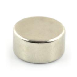 Round neodymium magnet - 20x10mm