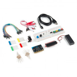 Inventor's Kit dla micro:bit - SparkFun KIT-15228