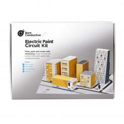Bare Conductive Electric Paint Circuit Kit - świecąca makieta miasta